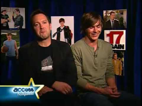 Zac Efron & Thomas Lennon Interview with Access Hollywood