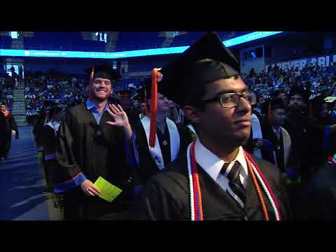 2017 December Commencement - College of Engineering