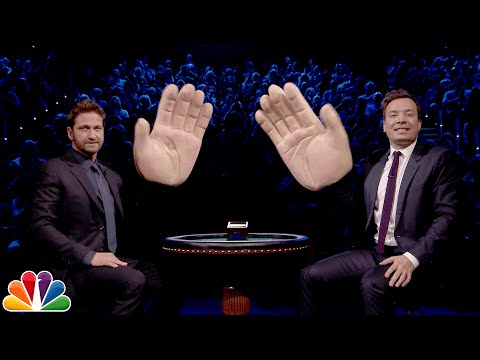 Slapjack with Gerard Butler