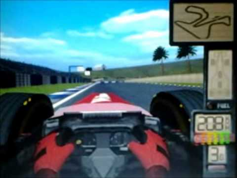 F1 World Grand Prix II N64 - Secret Track + Tutorial