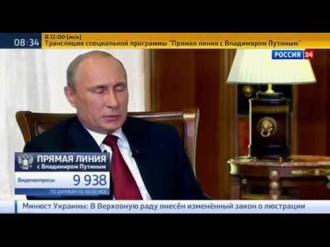 Крым. Путь на Родину: Владимира Путина в Сербии поняли правильно