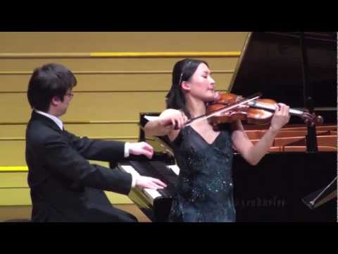 Szymanowski / Violin Sonata op.9  mov.1