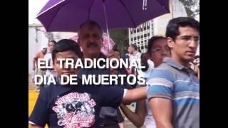 Dia de muertos en Coscomatepec de Bravo Veracruz