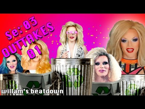 BEATDOWN S3 | Outtakes Part 1 with WILLAM (hit my Kickstarter if u liked this!)