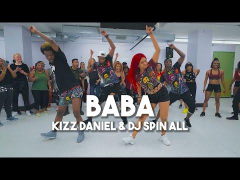 DJ Spinall - Baba (feat. Kiss Daniel) | Meka Oku, Wendell, SayRah, & EJay Choreography