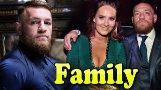 Conor McGregor Family Photos With Son and Wife Dee Devlin 2019
