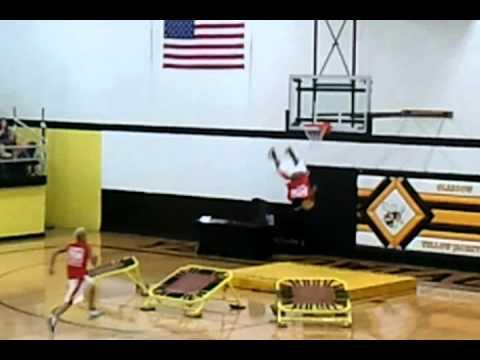 ACRODUNK @ Glasgow High School, Glasgow Missouri (February 7, 2012)