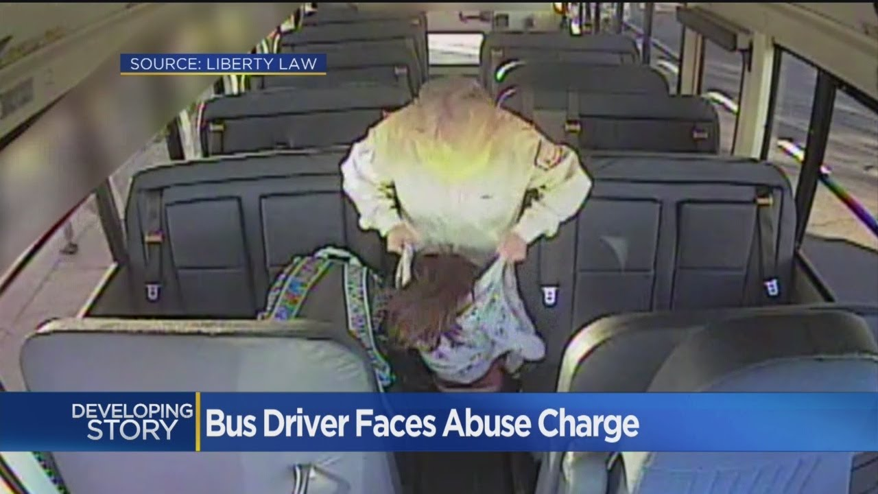 Download Autistic Girl's Family Releases Video Of Bus Driver's Alleged Abuse