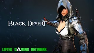 Black Desert Online PS4 PRO Come hang out and Jam out!