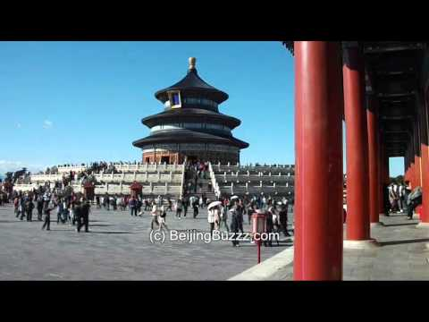Temple of Heaven TimeLapse 1