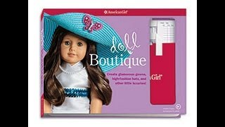 AG Abgeben Doll Boutique-Erstellen Sie Ihren eigenen shop, store oder boutique für American Girl-Puppen!