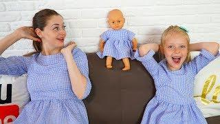 Девочки хотят одно и тоже платье