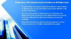 Bridge Loans | Fast Bridge Loans | Commercial Bridge Loans