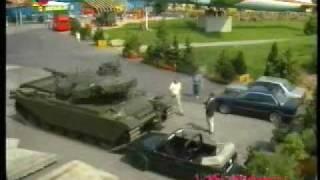 Vorsicht Kamera! - Golf gg Panzer - 1993 Kult!!!