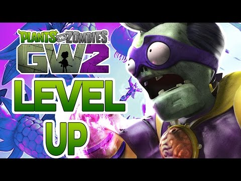 Plants Vs Zombies Garden Warfare 2: Leveling Up From 1 to 10 Fast
