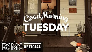 TUESDAY MORNING JAZZ: Happy Autumn Morning Jazz & Bossa Nova Music for Positive Mood screenshot 2