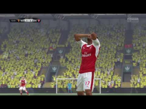 Arsenal vs. Watford