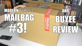 Modern Classic Mailbag #3 and a Buyee review!