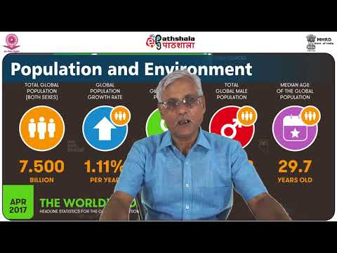 Population & environment