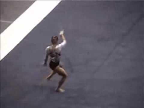 Courtney Kupets - 2006 NCAA Championships - Floor Exercise