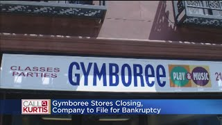Children's Clothing Retailer Gymboree Reportedly Set To Close All Stores