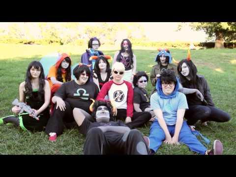 [S] Be Musicvideostuck (A Homestuck Tribute)