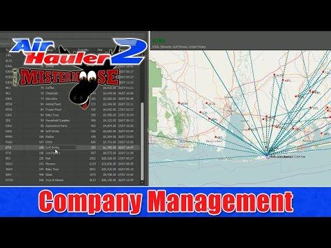 Air Hauler 2 - Company Management