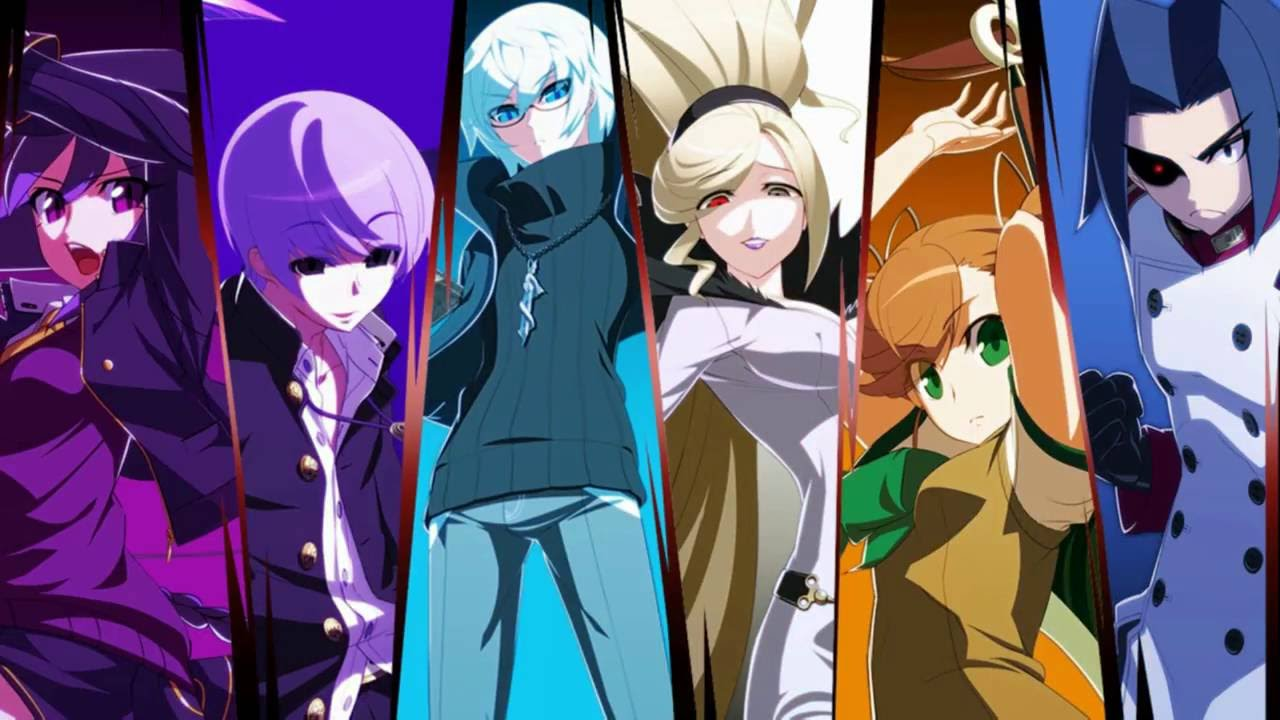 Under Night In Birth Exe Late Opening Youtube