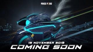 Makin Futuristik Dengan Lightning Bike! - Garena Free Fire