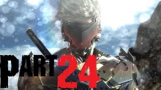 Metal Gear Rising: Revengeance - Part 24 - More Games Like This Please