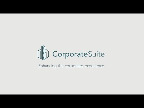 CorporateSuite - One system, one view for all your corporate banking needs; today and tomorrow