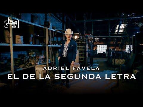 """Adriel Favela """"El De La Segunda Letra"""" (Video Oficial)"""