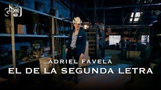 """Adriel Favela """"El De La Segunda Letra"""" (Video Oficial) thumbnail"""