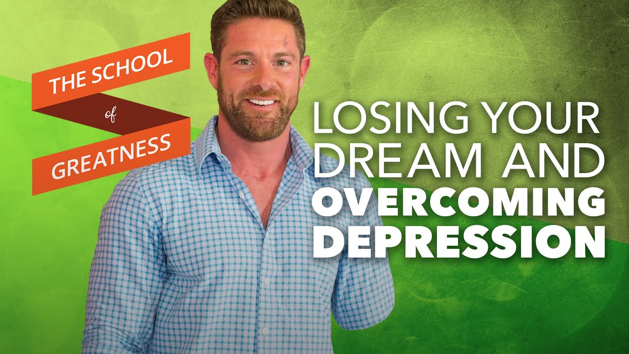 noah galloway on losing your dream and overcoming depression with