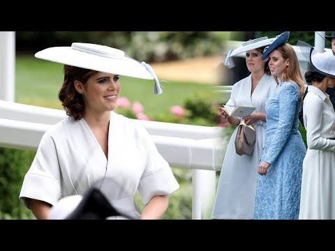 Princess Eugenie's Royal Ascot outfit foreshadowed her upcoming royal wedding