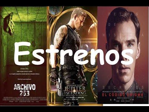 Codigo Enigma / Jupiter asciende Y mas // Yoquiero Cine