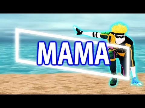 Just Dance 2018 - Mama by Jonas Blue & William Singe (Collab Mashup with Random Things)