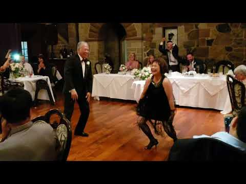 Parents' Surprise Wedding Dance for Son & Daughter-in-Law