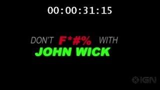 Тренировка Киану Ривза (Джон Уик). Супер видео!
