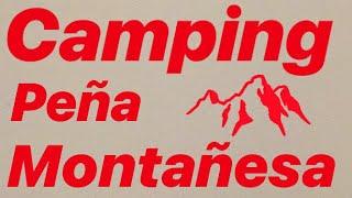 Camping PEÑA MONTAÑESA - HUESCA