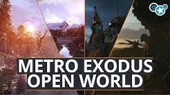 Metro Exodus: Macht die Open World überhaupt Sinn?