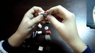 Лего стар варс. Как сделать мини фигурки и спидер. Жорник Жора