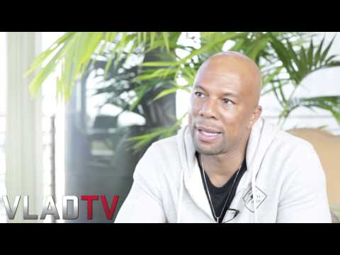 Common: Drake Beef Was Over Serena Williams