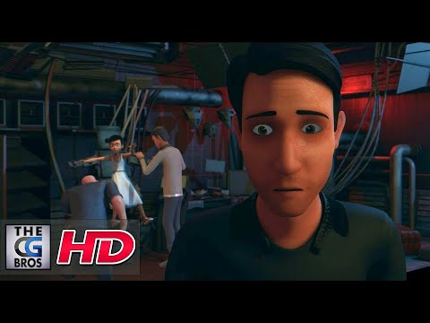 "CGI 3D Animated Short: ""Neon Ganesha""  - by  The Neon Ganesha Team"