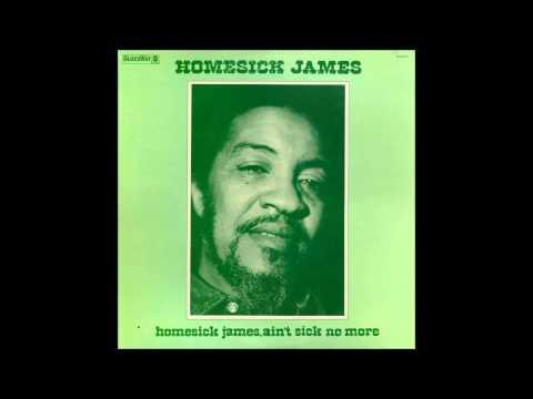 Homesick James - 12 years old boy