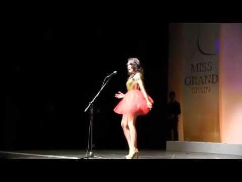 Gala Final Miss Grand Spain 2016 en Sevilla. Presentación de las 23 candidatas. Entrega de premios.