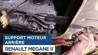 Comment Changer le Support Moteur arrière - Renault Megane 2