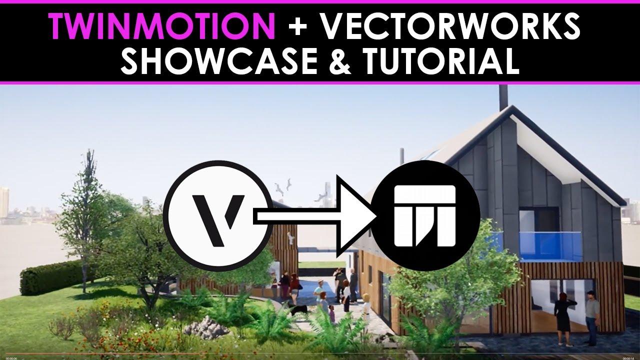 Twinmotion Training - JRA Vectorworks CAD Sales & Training