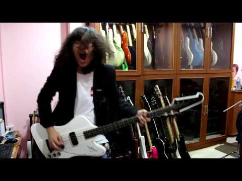 แป๊ะ Syndrome - ย้อน Slot Machine Bass Cover OST. Hormones 3