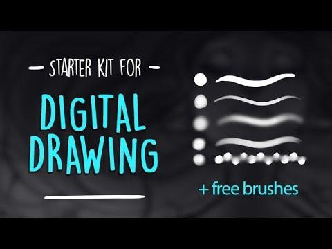 【 PART 2 】★ A Beginner's Guide to Become a Digital Artist